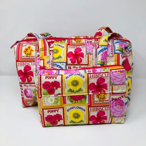 "Handmade Handbag / Purse "" Seed Packets"" for Sale in UT, US"