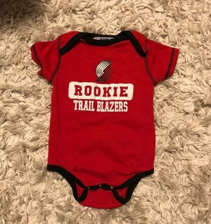 Baby blazers onesie for Sale in Portland, OR