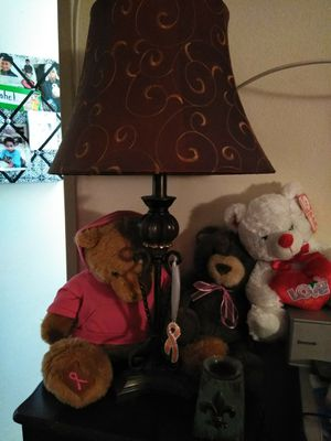 Lamp and lamp shades for Sale in Moreno Valley, CA