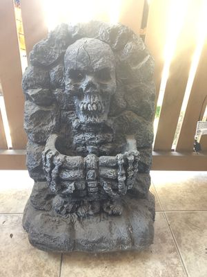 Halloween water fountain great for parties for Sale in Covina, CA