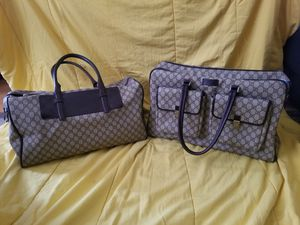 Gucci duffle bag for Sale in Garden Grove, CA