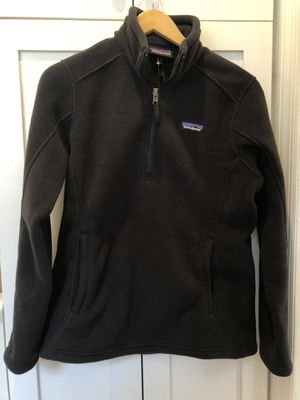 Patagonia Classic Synch Marsupial Pullover Fleece Jacket - Women's for Sale in Pasadena, CA