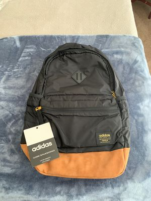 Adidas - Classic 3s Plus Backpack (Brand New!) for Sale in Charlotte, NC