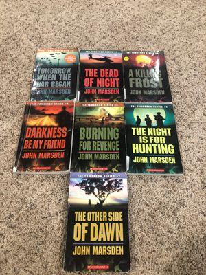 The tomorrow series by John Marsden for Sale in Harrisonburg, VA