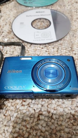 Nikon Coolpix camera for Sale in Virginia Beach, VA