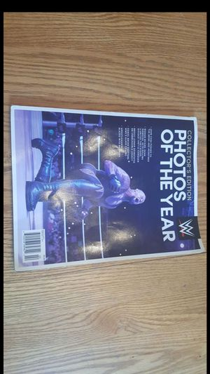 WWE Collector's Edition Photos of the Year 2014 for Sale in Columbia, MO