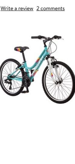 Schwinn High Timber Girls Mountain Bike, Teal for Sale in Auburn, WA