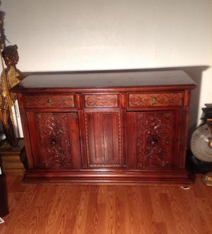 Antique Wood furniture for Sale in Richmond, CA