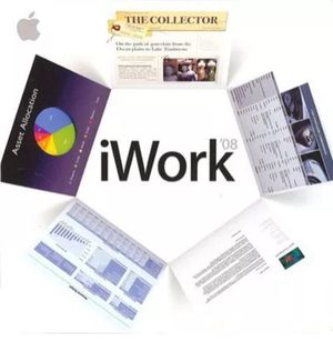 iWork 08 for Sale in Coal Valley, IL