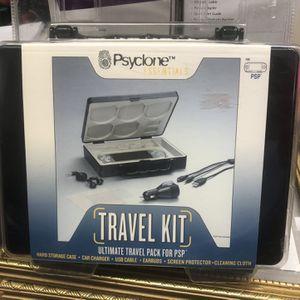 Psyclone Travel Kit For PSP for Sale in Sebastian, FL