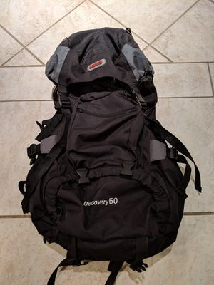 Cuscus Discovery 50 hiking backpack for Sale in Tampa, FL