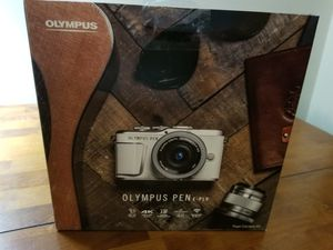 Olympus PEN E-PL9 Camera and Kit, Pearl for Sale in Bethesda, MD