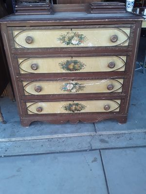 Floral dresser for Sale in Concord, CA
