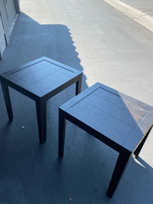 Ashley Furniture - Matching Side Tables OBO for Sale in Laguna Beach, CA