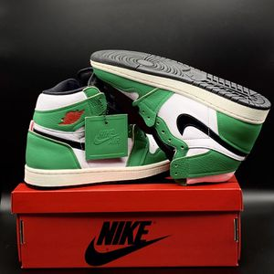 Air Jordan 1 Lucky Green🍀✅ for Sale in Normal, IL