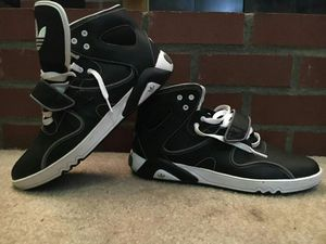 Black & White HighTop Adidas for Sale in Portland, OR