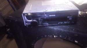 Kenwood stereo with remote for Sale in Hemet, CA