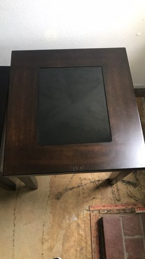 Coffee and End tables for Sale in Chico, CA