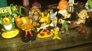 Minature character collection for Sale in Scottsdale, AZ