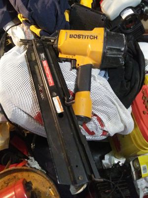 BOSTITCH nail gun INDUSTRIAL for Sale in Nitro, WV