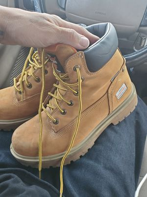 Mens work boots for Sale in Denver, CO