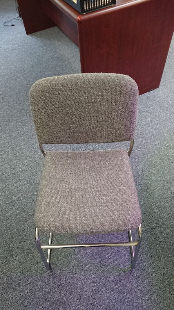 Office Chair, Set of 2, Waiting Room or Conference, Like New