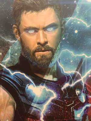 Marvel Thor hot toys collectible figure for Sale in San Diego, CA