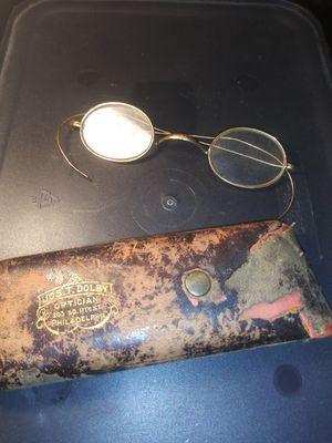 Antique glasses made in Philadelphia for Sale in Philadelphia, PA
