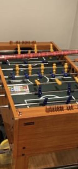 Harvard Foosball Table for Sale in Elkridge,  MD
