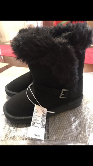 Girl boots for Sale in Ontario, CA