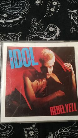Billy Idol CD for Sale in Tracy,  CA