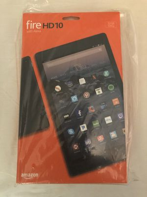 Amazon Fire HD 10 Tablet (Newest 7th Generation) for Sale in Wildomar, CA