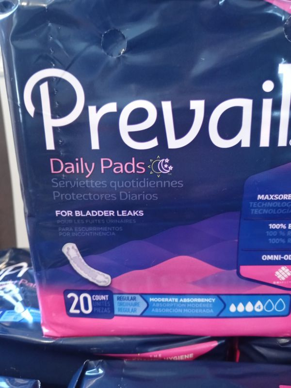 680 Prevail Pads