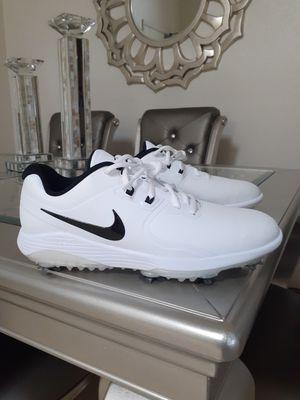 Men's Nike Vapor Pro Golf Shoes AQ2197 101 White/Black for Sale in Chula Vista, CA