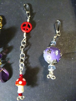 Beaded Purse Charms/ Dangles for Sale in Long Beach, CA