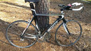 2010 Scott pro plasma triathlon bike excellent condition for Sale in Marietta, GA