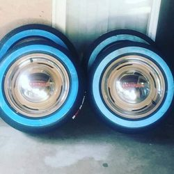 Whitewall Tires Radials for Sale in Carson,  CA