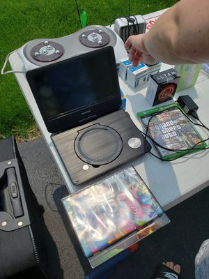 Portable DVD player for Sale in Highland, IN