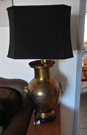 Antique lamp. More of 3ft tall for Sale in Mesa, AZ