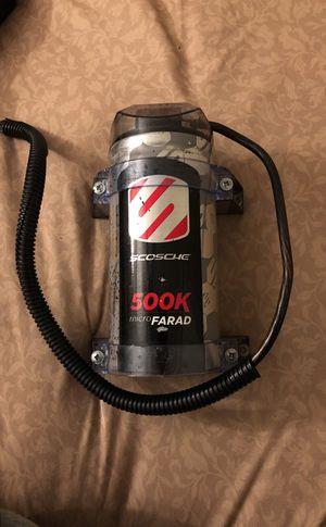 scosche 500k micro farad for Sale in Lakeland, FL