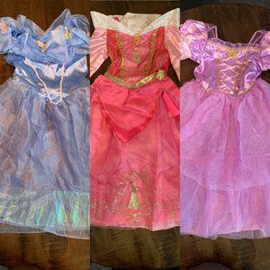 3 DISNEY PRINCESS/ Aurora,Cinderella,Rapenzel for Sale in Stockton, CA