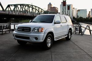 Toyota Sequoia limited 2002 for Sale in Portland, OR