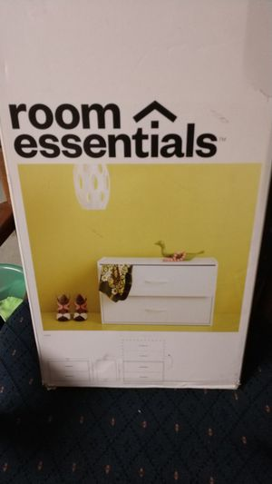 Room essentials 2 drawer organizer for Sale in Fontana, CA