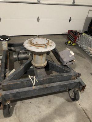 Semi truck wheel polishing table for Sale in Hermiston, OR