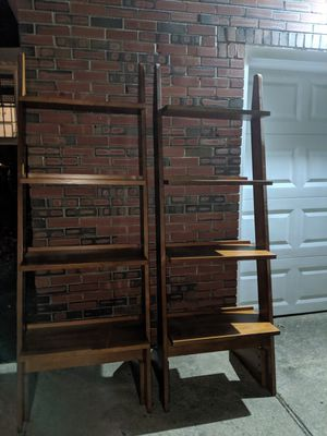 Bookshelves / Ladder Shelves for Sale in Virginia Beach, VA