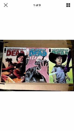 (3)the walking dead comic books for Sale in Atlanta, GA