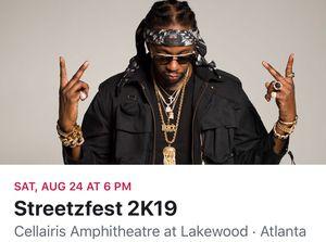 Streetzfest 2K19 Sec 102 for Sale in Tucker, GA