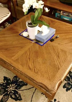 Solid Wood Coffee Table Set for Sale in Alhambra,  CA