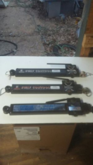 (3) Sway Controls for travel trailer for Sale in Fort Worth, TX