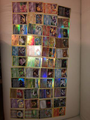 HUGE POKEMON COLLECTION 200+ CARDS for Sale in La Mirada, CA